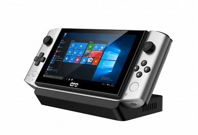 Это как будто Nintendo Switch с Windows, процессором Intel и полноценной клавиатурой. Таким будет GPD Win 3