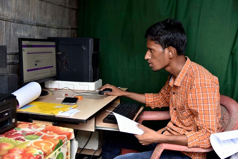 Потребители в Индии в минувшем квартале купили рекордное количество ПК