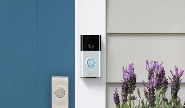 Неправильная установка устройства Ring Video Doorbell второго поколения может привести к возгоранию