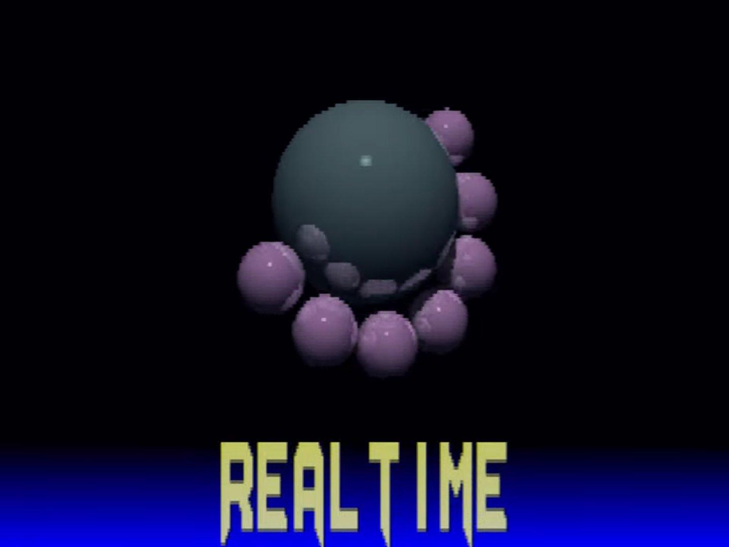 Трассировка лучей в реальном времени в 1 КБ кода - 9