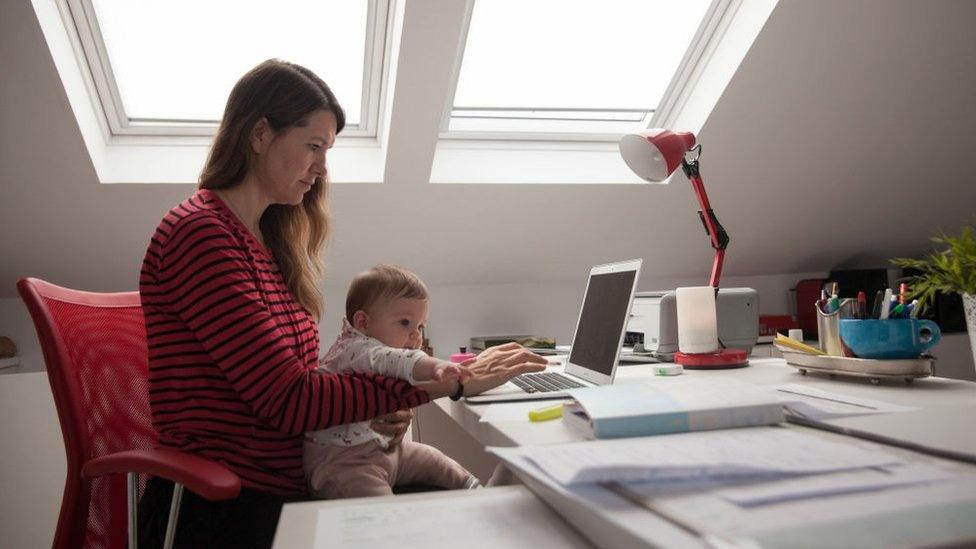 Deutsche Bank предложил 5% налог на людей, которые после пандемии продолжат работать из дома - 2