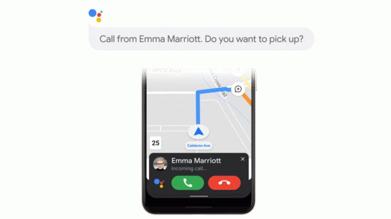 Карты Google, наконец, получили удобный режим для вождения