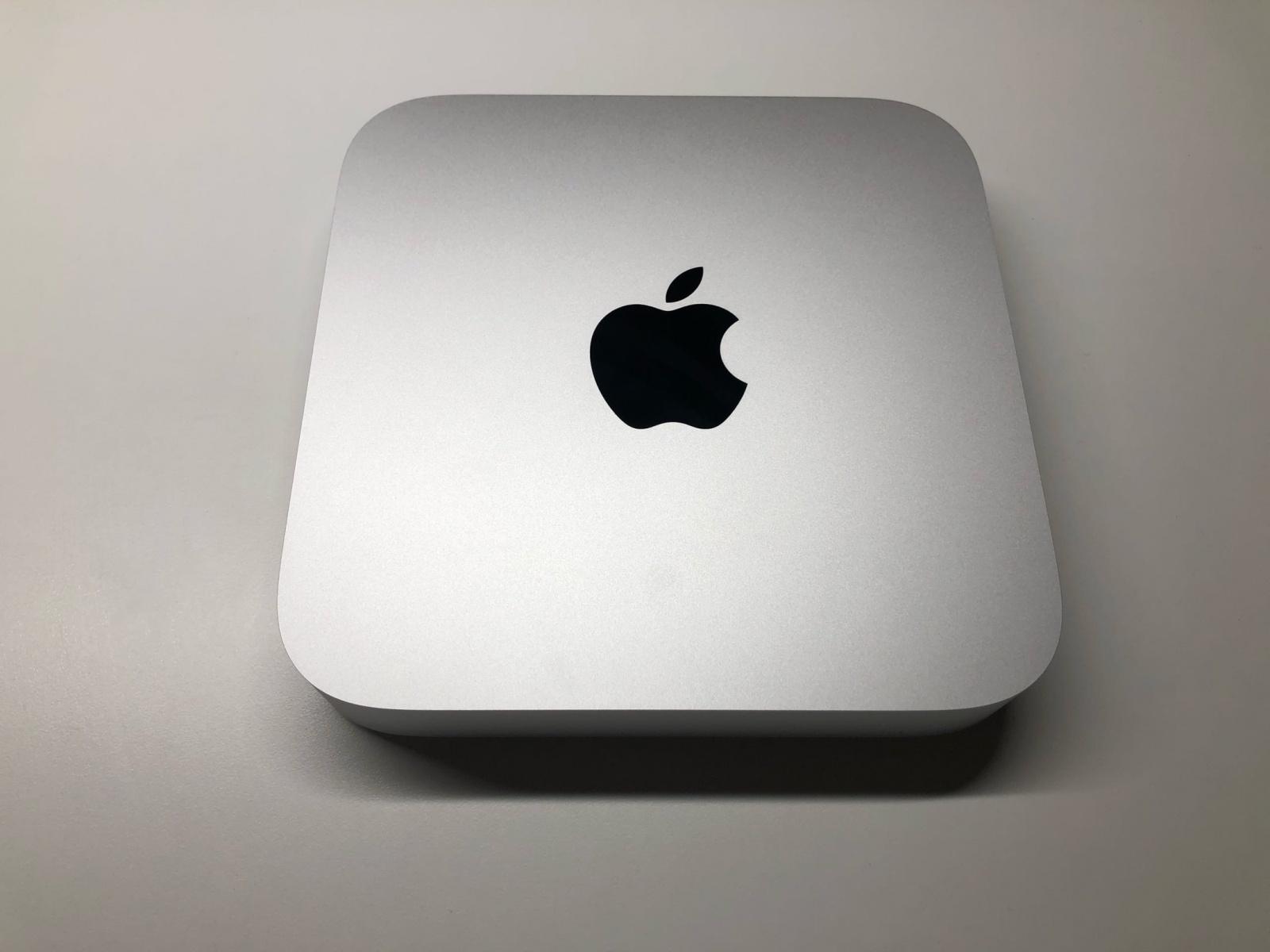Первый опыт: Mac Mini на M1 - 1