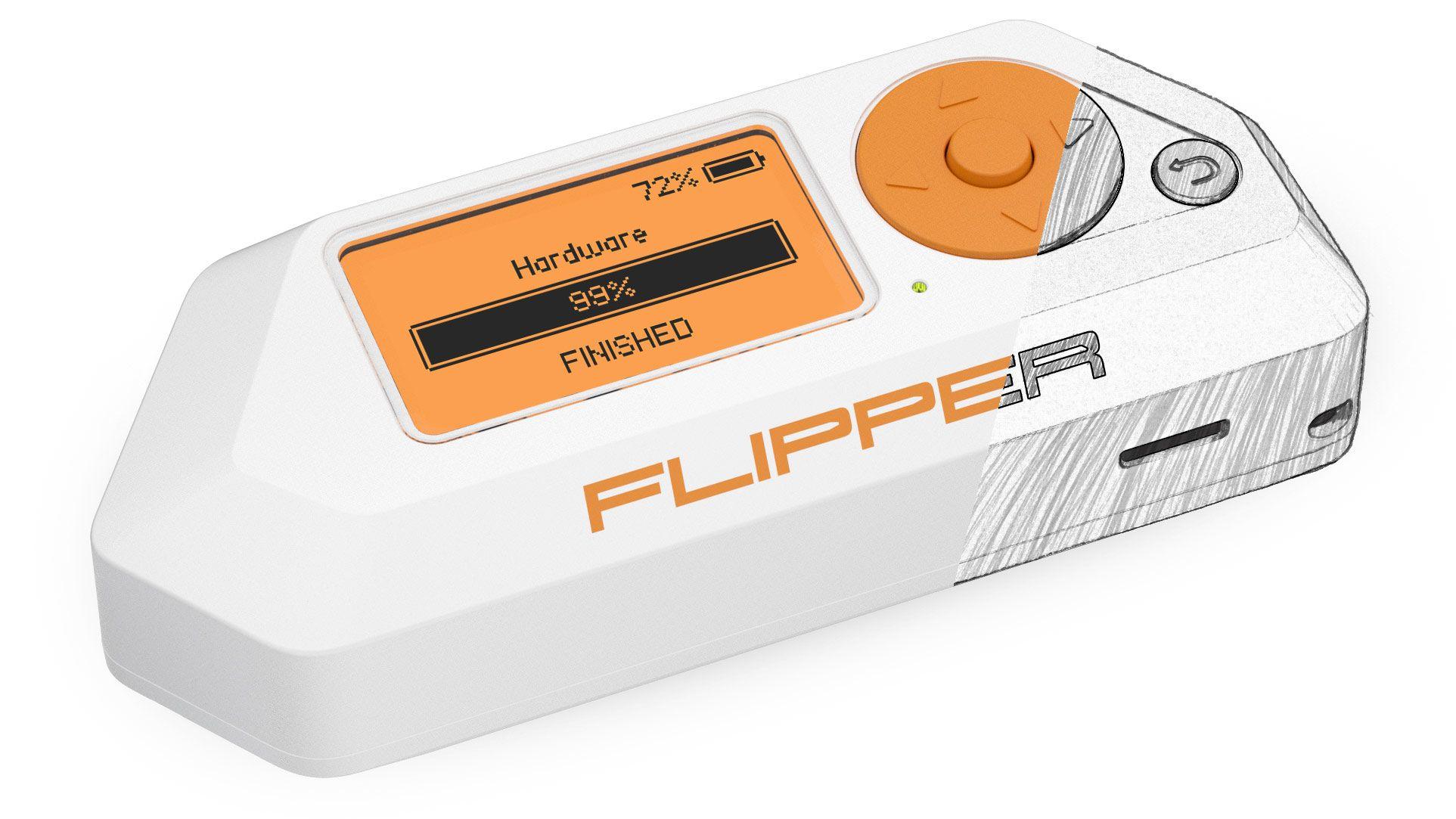 Flipper Zero — в шаге от финальной версии железа - 1