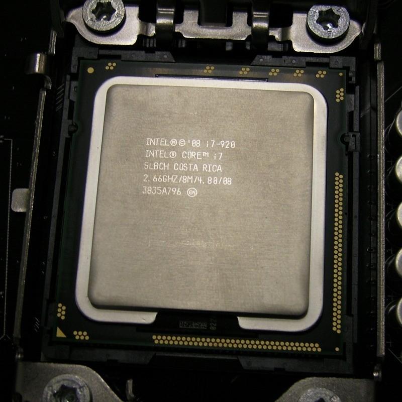 Самые разгоняемые процессоры, которые запомнились надолго - 11