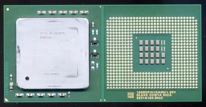 Самые разгоняемые процессоры, которые запомнились надолго - 13