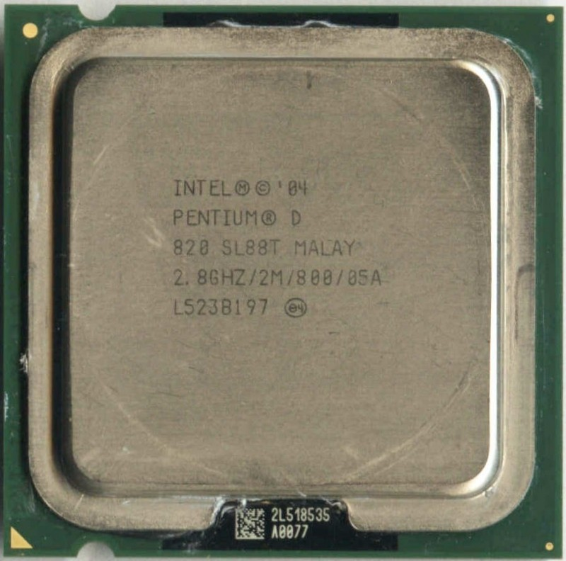 Самые разгоняемые процессоры, которые запомнились надолго - 15