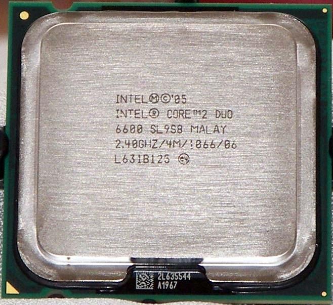 Самые разгоняемые процессоры, которые запомнились надолго - 18
