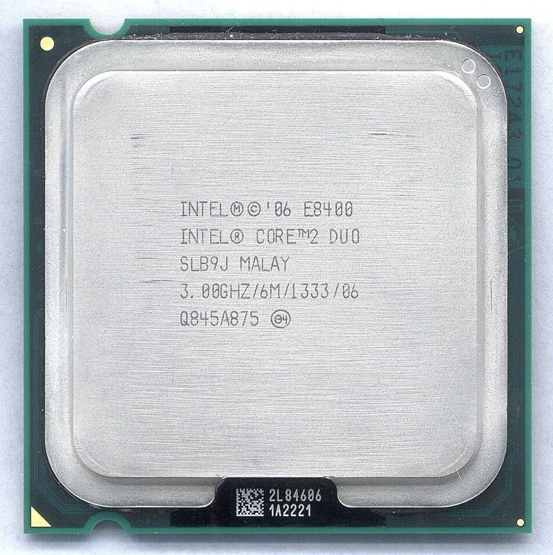 Самые разгоняемые процессоры, которые запомнились надолго - 19