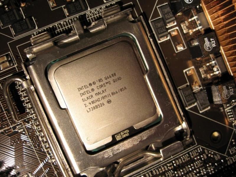 Самые разгоняемые процессоры, которые запомнились надолго - 6