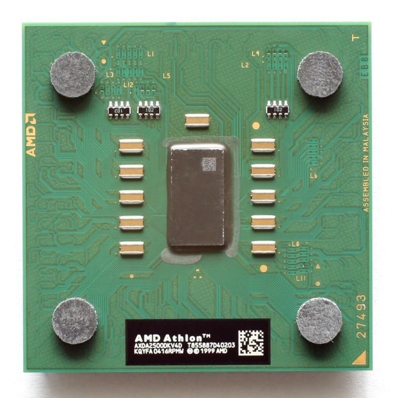 Самые разгоняемые процессоры, которые запомнились надолго - 8