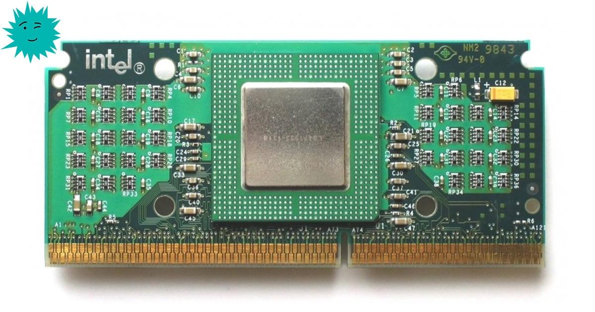 Самые разгоняемые процессоры, которые запомнились надолго - 1