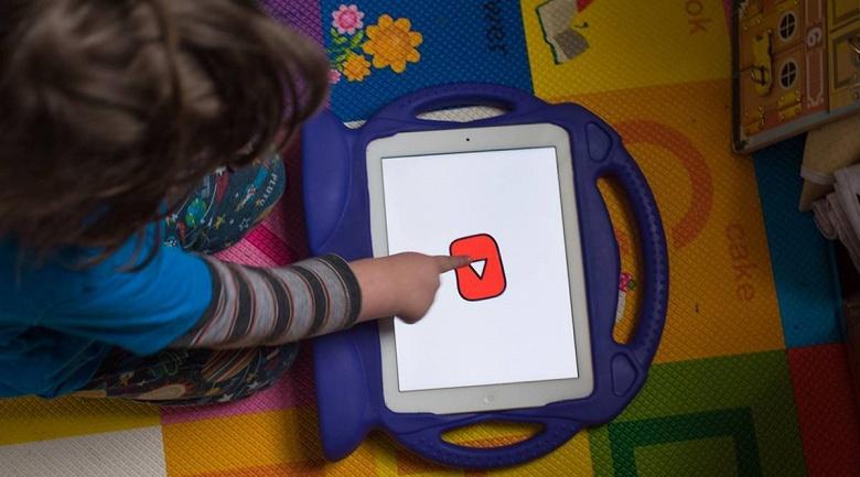 Что российские дети искали на YouTube
