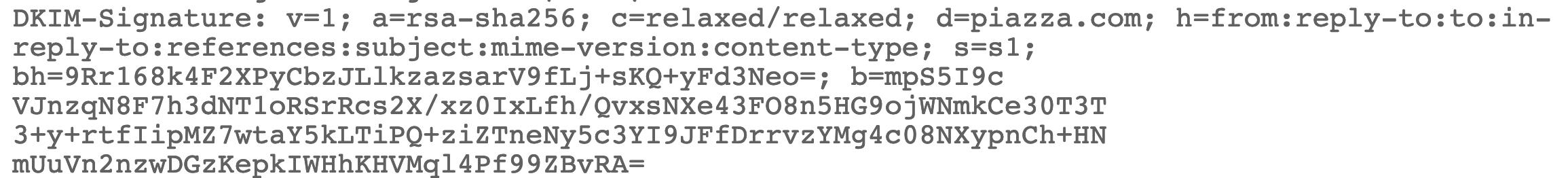Окей, Гугл, опубликуй свои секретные ключи DKIM - 2