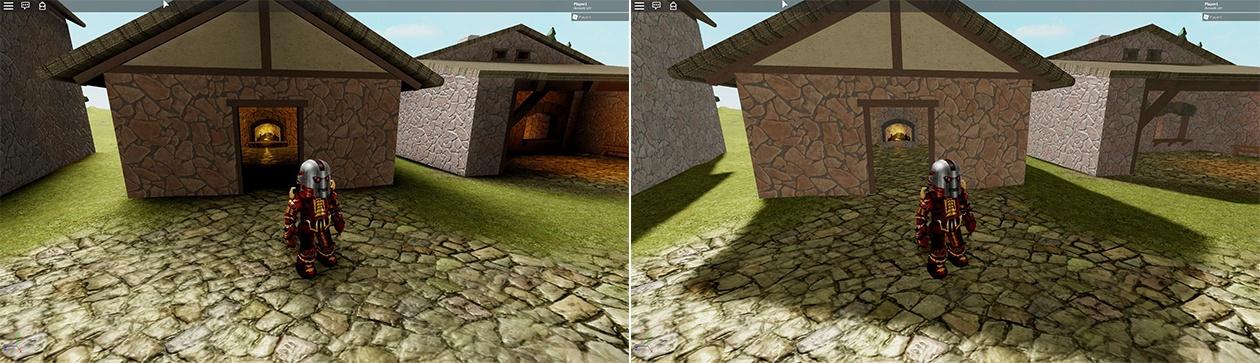 Воксели против теневых карт: выбор новой системы освещения для Roblox - 11