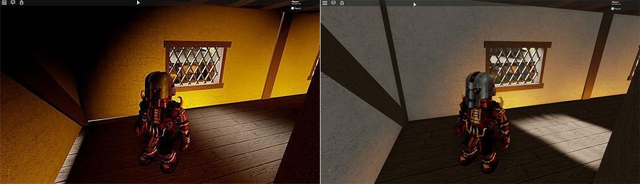 Воксели против теневых карт: выбор новой системы освещения для Roblox - 13