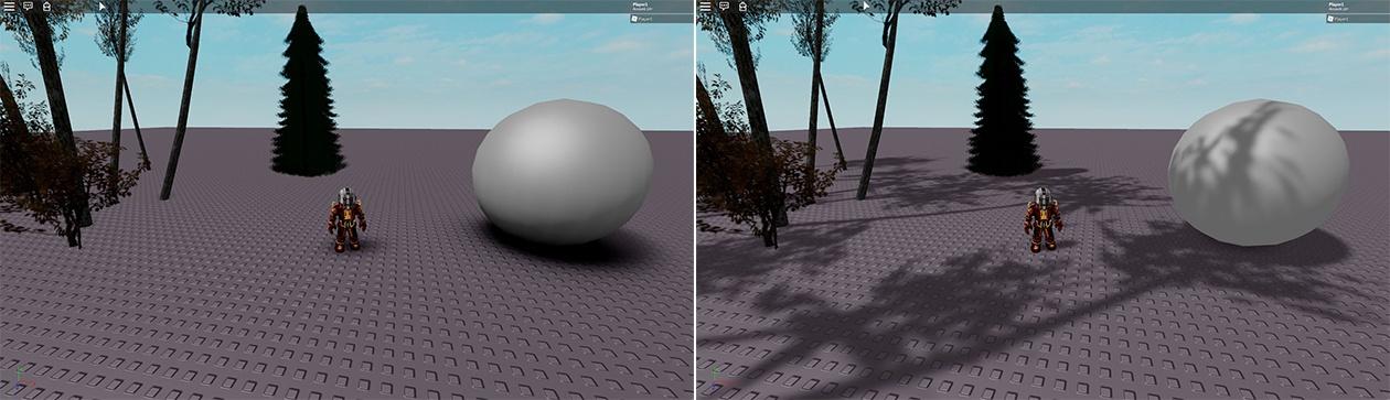 Воксели против теневых карт: выбор новой системы освещения для Roblox - 15
