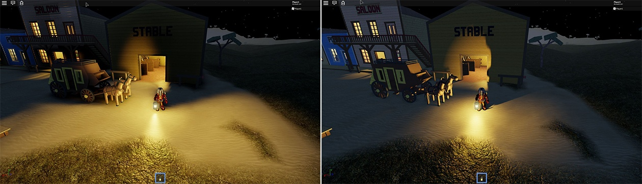 Воксели против теневых карт: выбор новой системы освещения для Roblox - 5