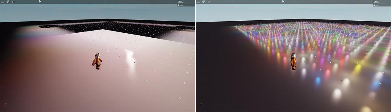 Воксели против теневых карт: выбор новой системы освещения для Roblox - 6