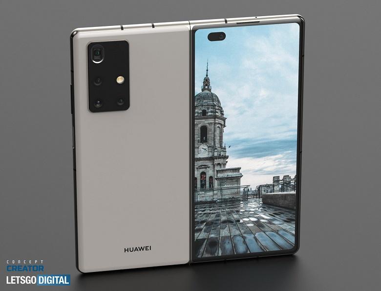 Самый технологичный и дорогой смартфон Huawei. Появились характеристики гибкого Mate X2