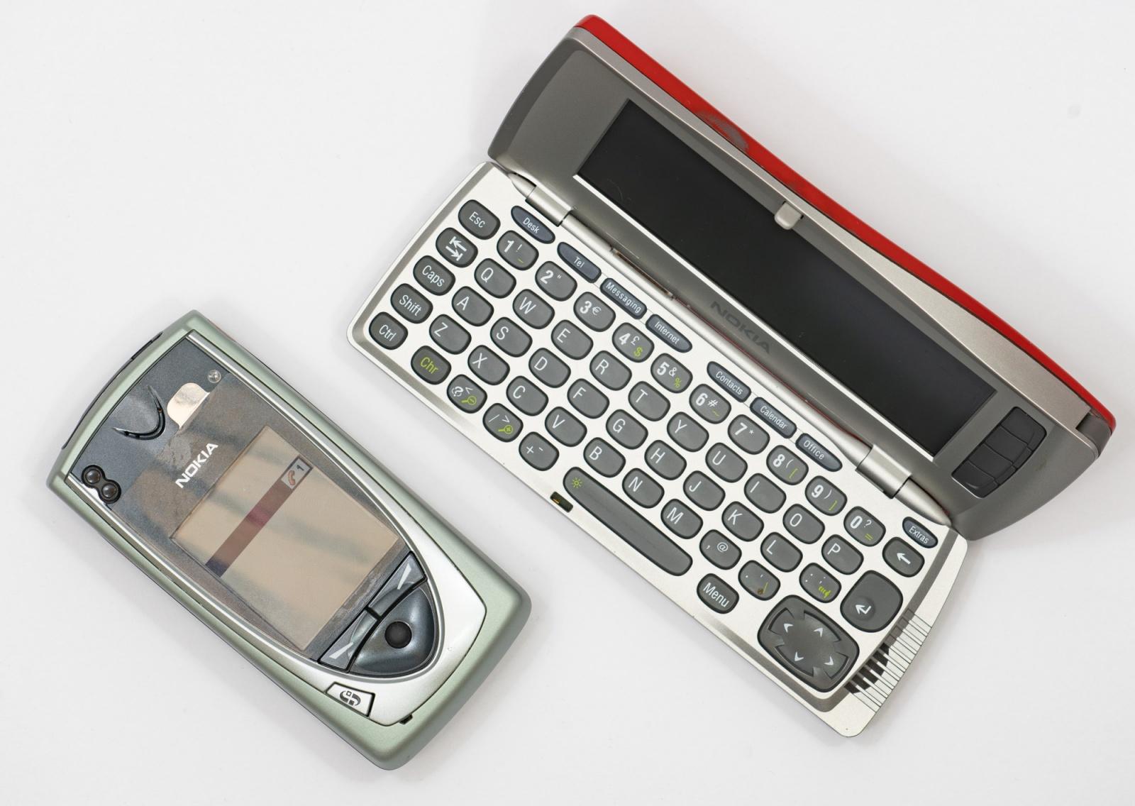 Nokia 7650 и начало эпохи смартфонов - 2