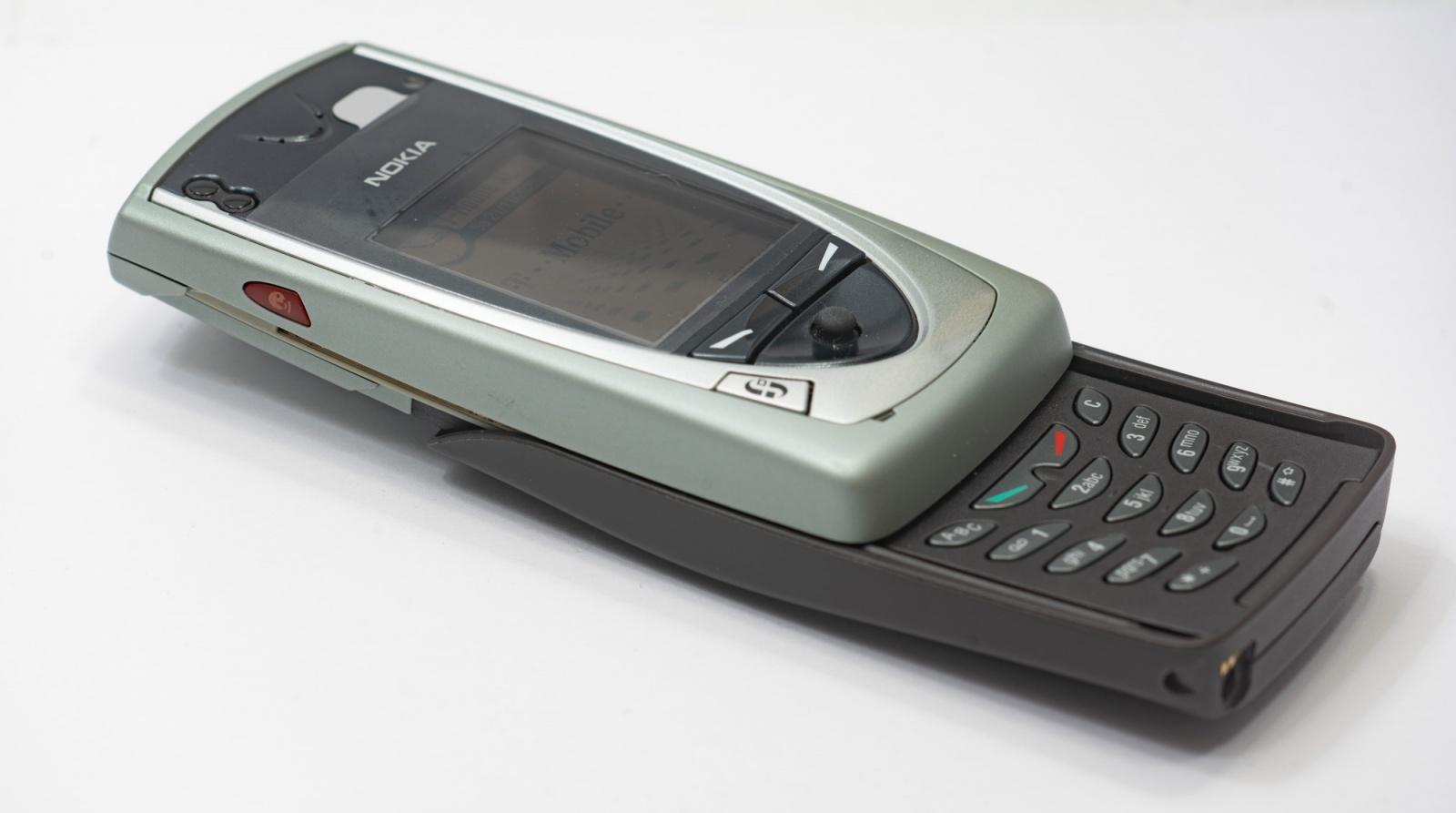 Nokia 7650 и начало эпохи смартфонов - 1
