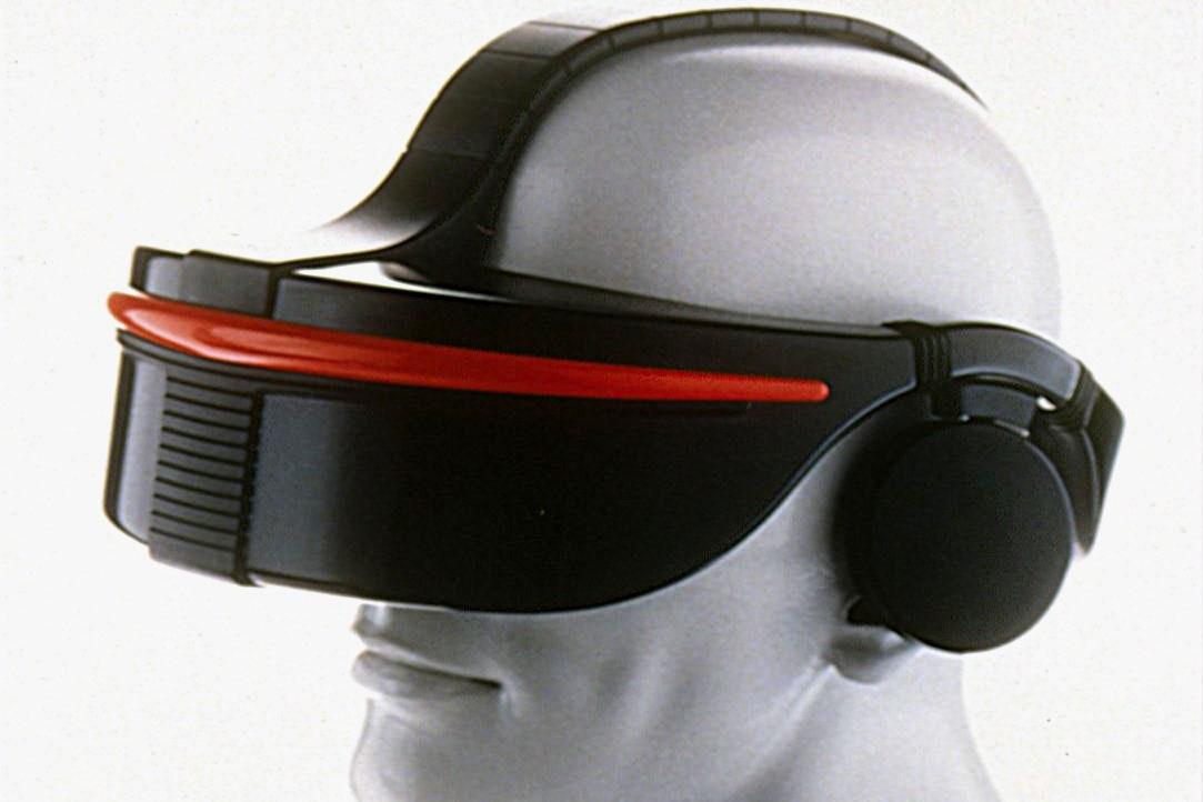 В игру для Sega VR впервые удалось поиграть в HTC Vive VR спустя 25 лет после ее создания - 1
