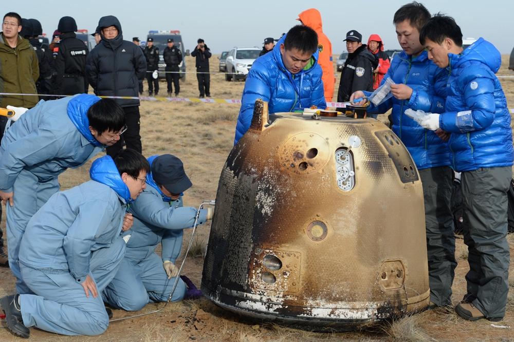Ограбление Луны по-китайски - 6