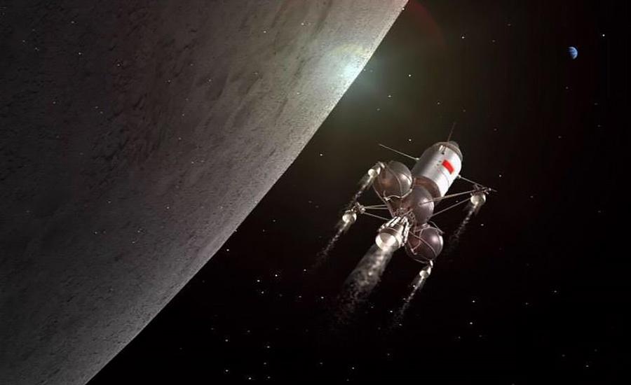 Ограбление Луны по-китайски - 7