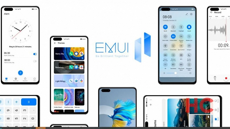 Огромный график выхода EMUI 11 в мире: все смартфоны Huawei, регионы и даты
