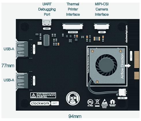 DevTerm — портативный open-source компьютер с модульным дизайном в стиле ретро и с кучей возможностей - 6