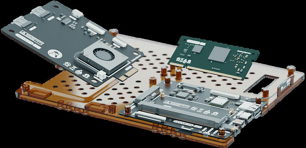 DevTerm — портативный open-source компьютер с модульным дизайном в стиле ретро и с кучей возможностей - 7