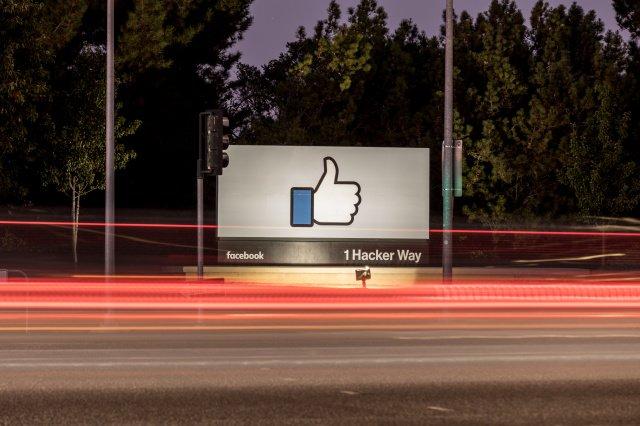 Facebook оштрафовали в Южной Корее за разглашение пользовательских данных