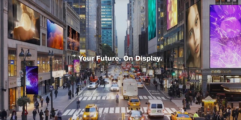 Samsung передумала закрывать свой бизнес по производству ЖК-панелей в этом году