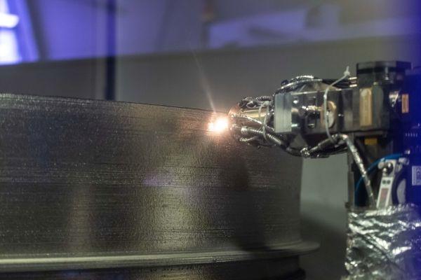 Прямое лазерное выращивание: Идея - 1