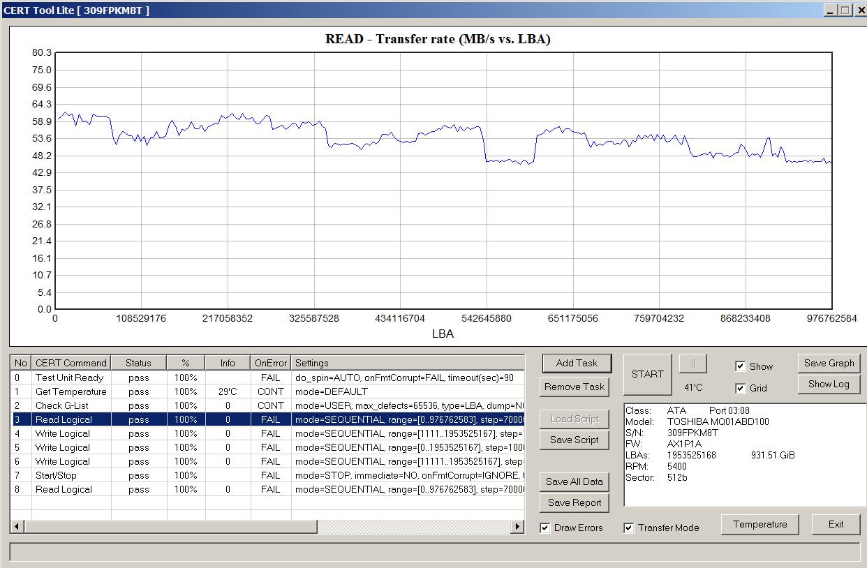 Как определить, что в жестком диске применена технология SMR - 14