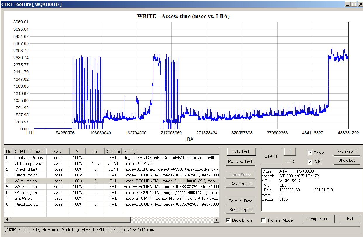 Как определить, что в жестком диске применена технология SMR - 16