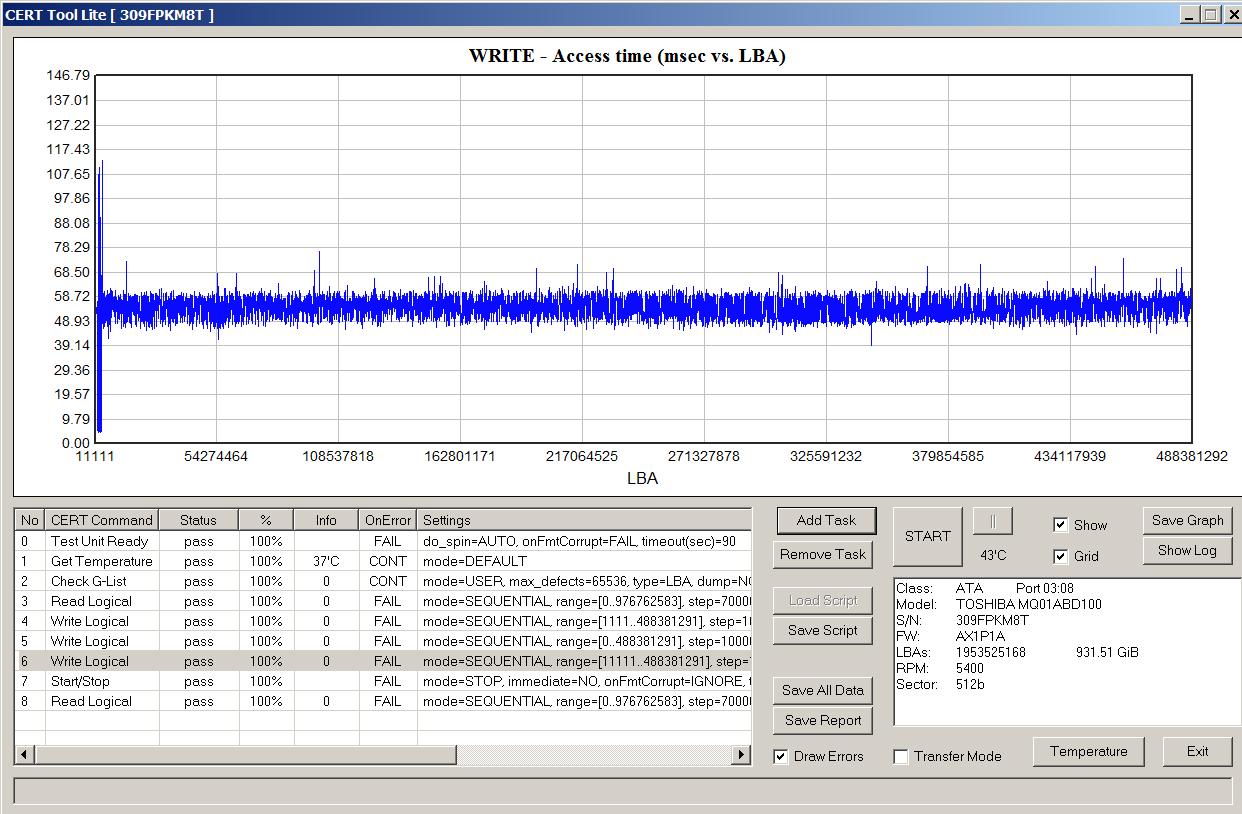 Как определить, что в жестком диске применена технология SMR - 19