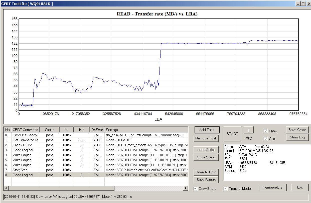Как определить, что в жестком диске применена технология SMR - 21