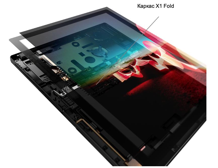 Lenovo ThinkPad X1 Fold — первый в мире ноутбук с гибким экраном - 8