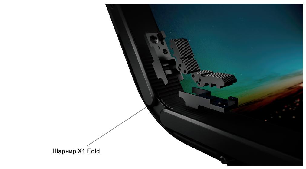 Lenovo ThinkPad X1 Fold — первый в мире ноутбук с гибким экраном - 9