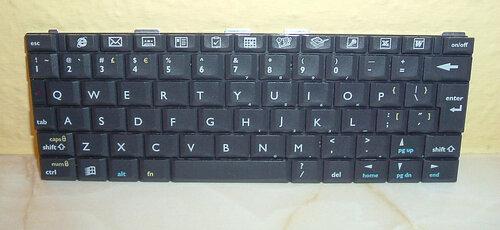Идеальный клавиатурный КПК Jornada 720 - 4