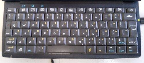 Идеальный клавиатурный КПК Jornada 720 - 5
