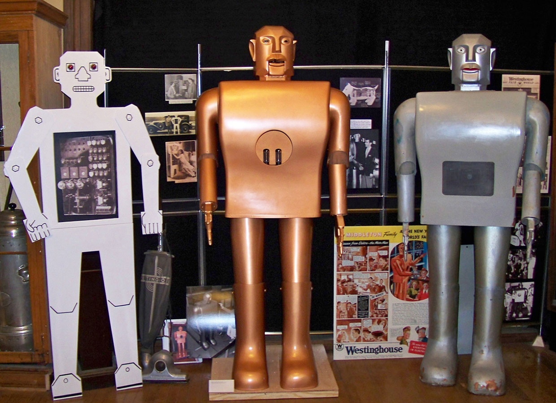 Электро, умнейший робот Всемирной выставки 1939 года - 2