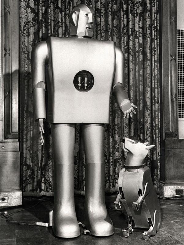 Электро, умнейший робот Всемирной выставки 1939 года - 3