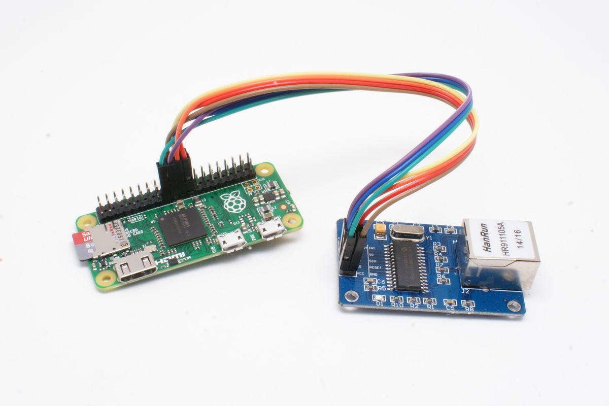 Делаем из ENC28J60 внешнюю USB сетевую карту - 1