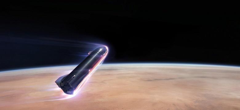Похороните меня на Марсе. Илон Маск рассказал о планах по покорению «красной планеты»