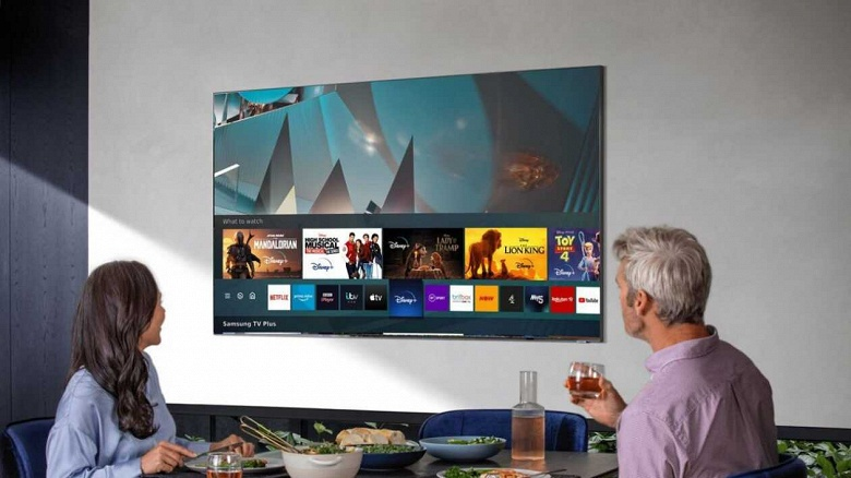 Думаете, что Android TV — самая популярная ОС для телевизоров? На самом деле лидирует Samsung Tizen