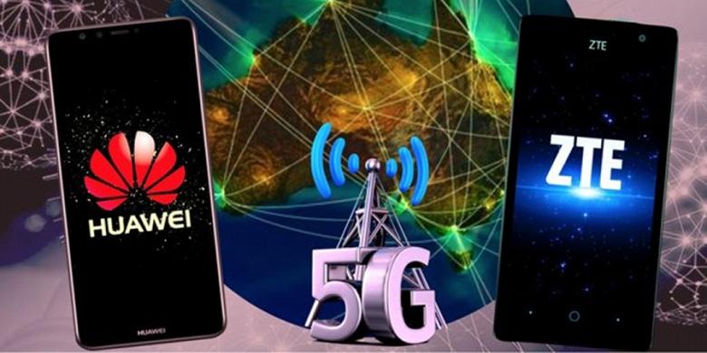 Санкции не работают: Huawei и ZTE лишь укрепили свои позиции на рынке телекоммуникационного оборудования