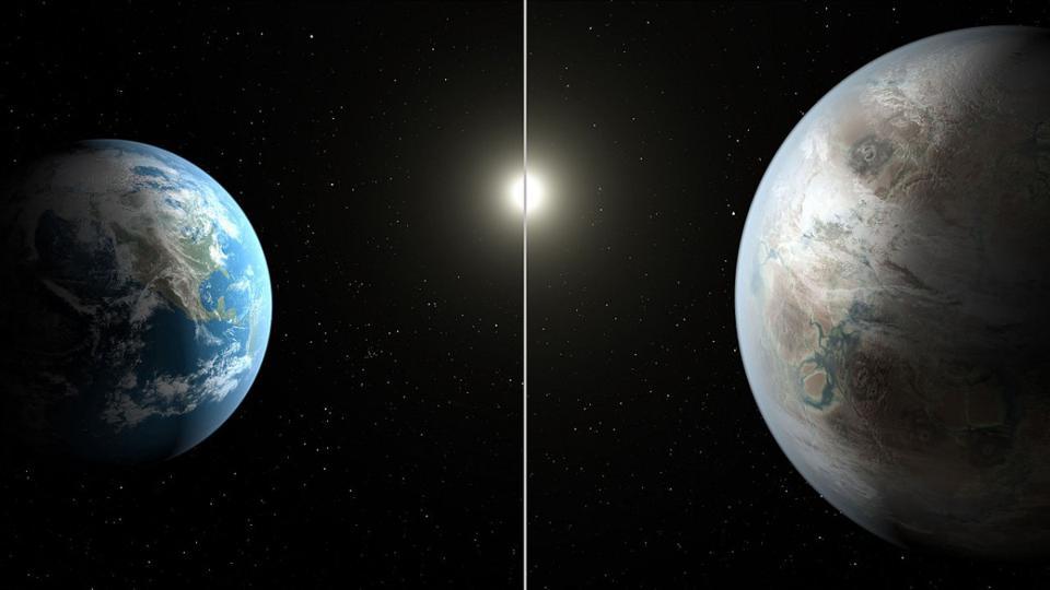 Мы понятия не имеем, что делает планеты «потенциально обитаемыми» - 1
